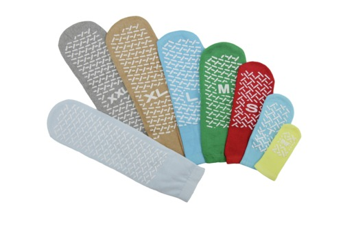 Single Tread Fall Prevention Slipper Socks