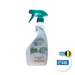 Alcosurf Disinfectant Spray 500ml for surfaces and tools