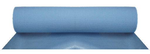 [SC65090] Paper rolls for examination table plasticized blue 6 rolls 50cm x 68m