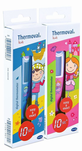 Thermoval kids flex thermometer