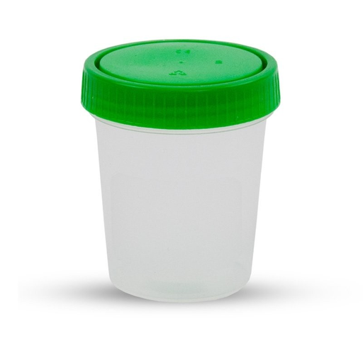 [SC67564]  Urine collection bottle 125 ml with screw-on lid