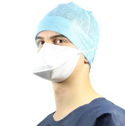 Respiratory protection mask - FFP 2 NR D