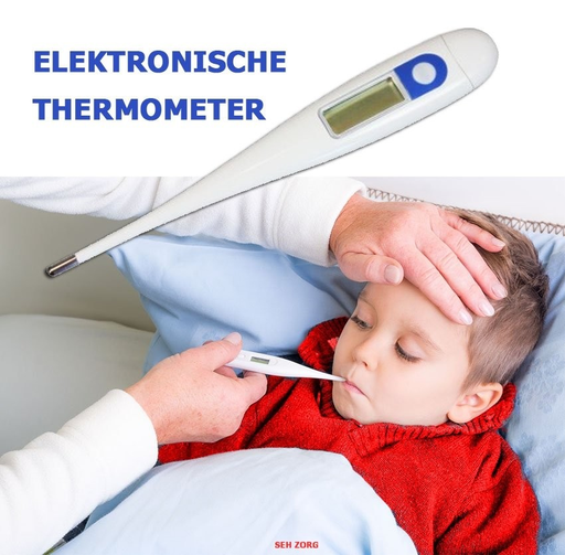 [SC81649] Electronic Thermometer