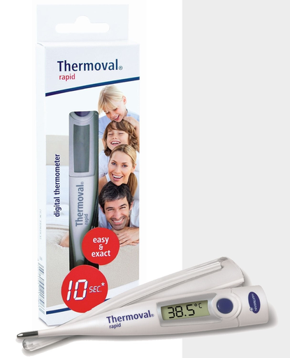 [SC81797] Thermometer - Hartmann-Thermoval Rapid 10 sec
