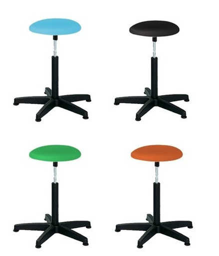 [SC82042] Medical stool without casters adjustable in height