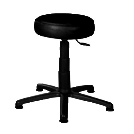 [SC82067] Medical stool without casters adjustable in height